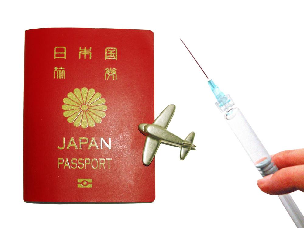 渡航前ワクチンイメージ
